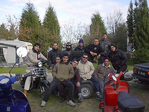 Magusto PortugalVespa 2001