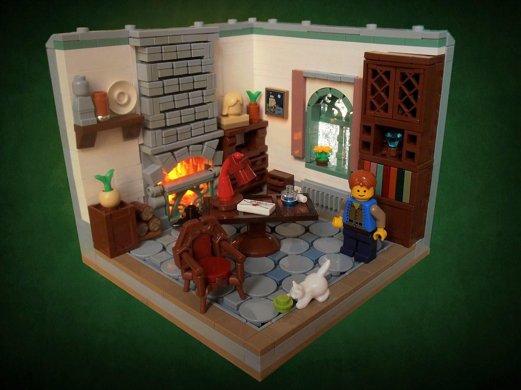 LEGO Mini-Creations 30797215415_22839da8cd_b