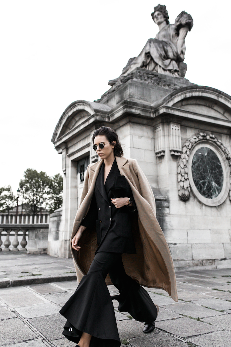 paris street style camel coat ellery flares gucci princetown fur loafers fashion blogger modern legacy (7 of 10)