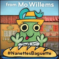 Nanette's Baguette Badge