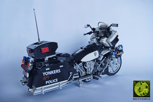 HARLEY DAVIDSON ELECTRA GLIDE LAW ENFORCEMENT
