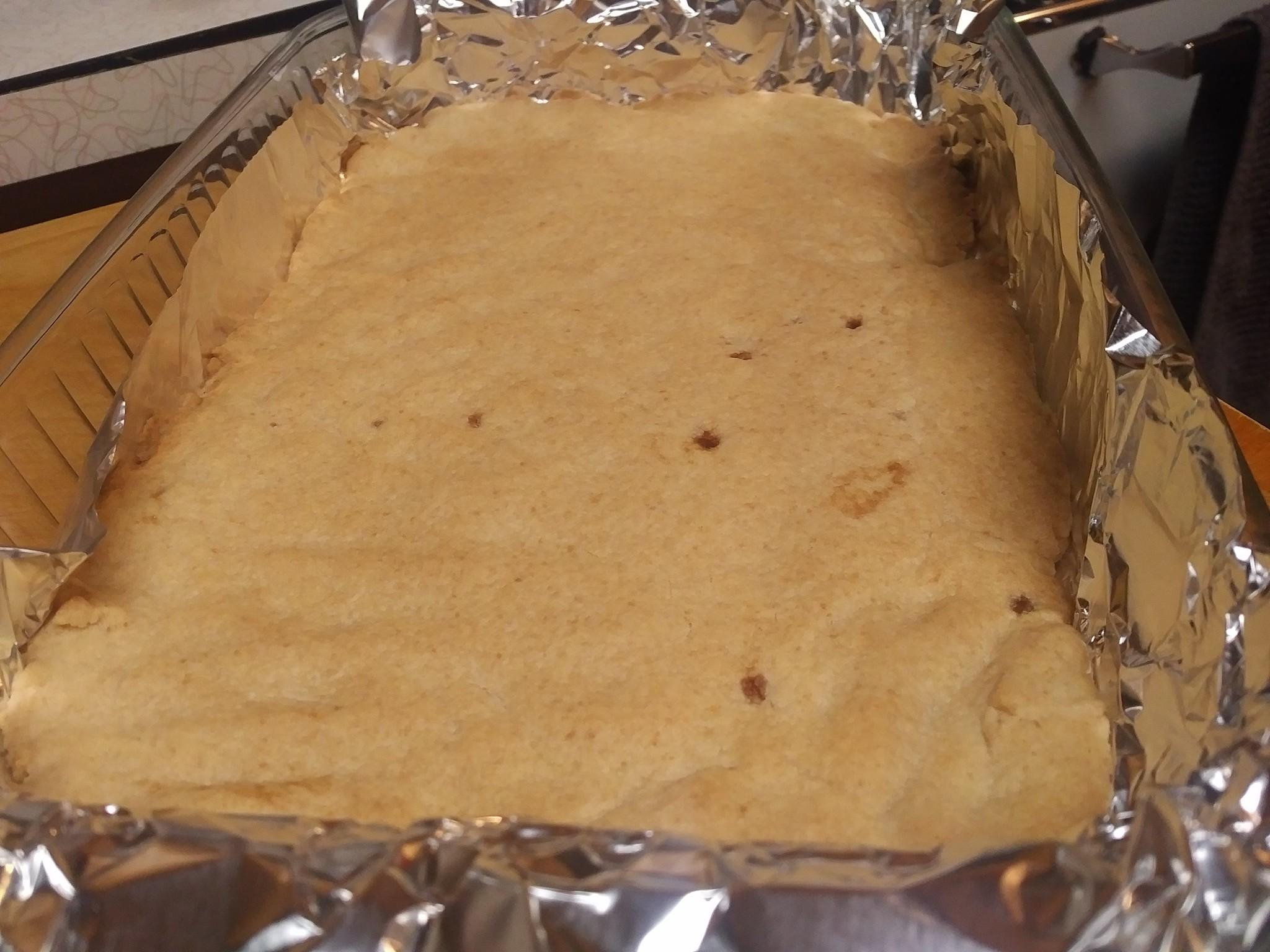 Pecan Crack Crust