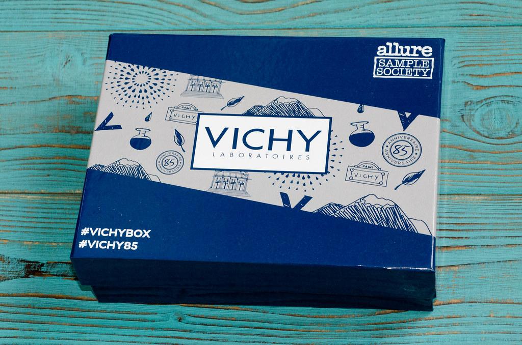 Vichy Box - отзыв и состав mashvisage.ru