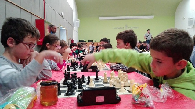 "7º Torneo Internacional de Ajedrez de Cocentaina ""Fira de Tots Sants"" 2016"