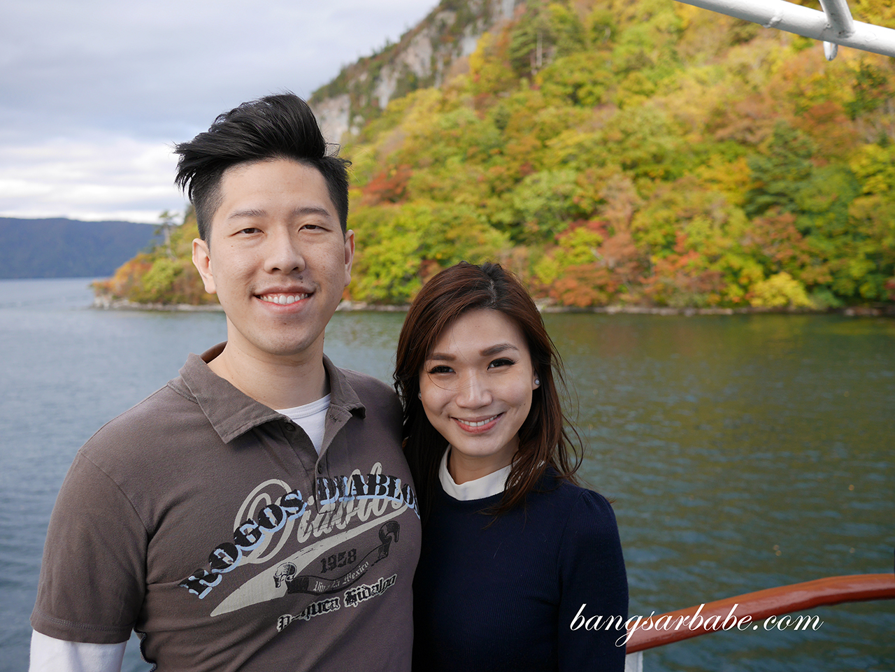 Lake Towada cruise