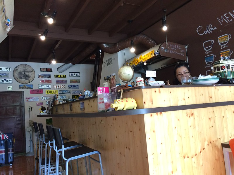 AShare Cafe 1F