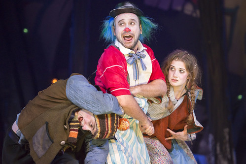 Hansel & Gretel Production Images