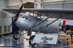 MM1208 94-6 - - Italian Air Force - Ansaldo AC-2 - Italian Air Force Museum Vigna di Valle, Italy - 160614 - Steven Gray - IMG_9939_HDR