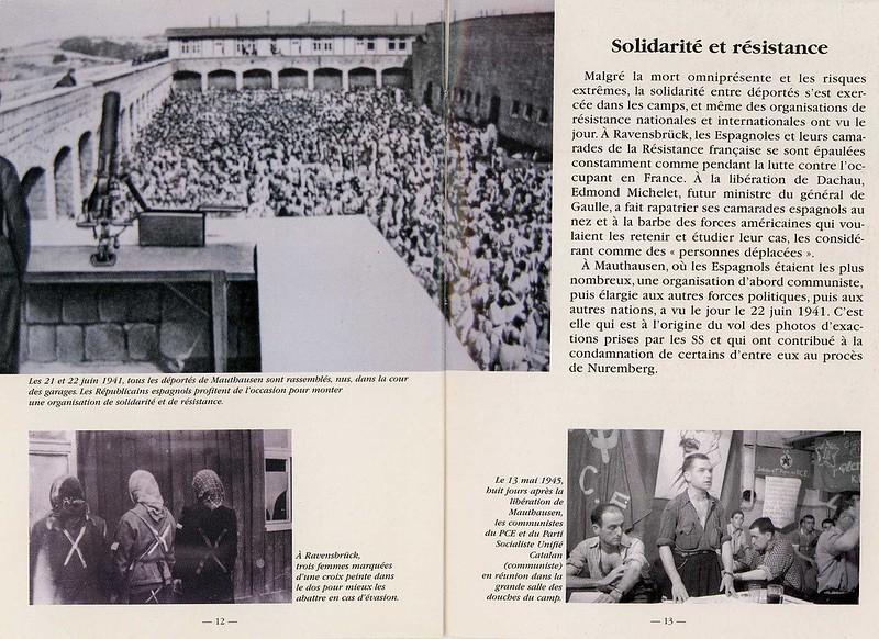 Les Républicains espagnols déportés de France 7