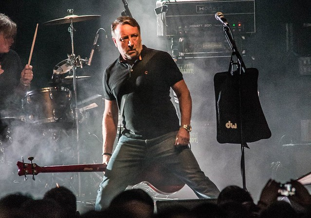 Peter Hook by Chris Payne