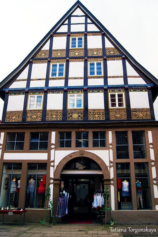 Дом 1591 года