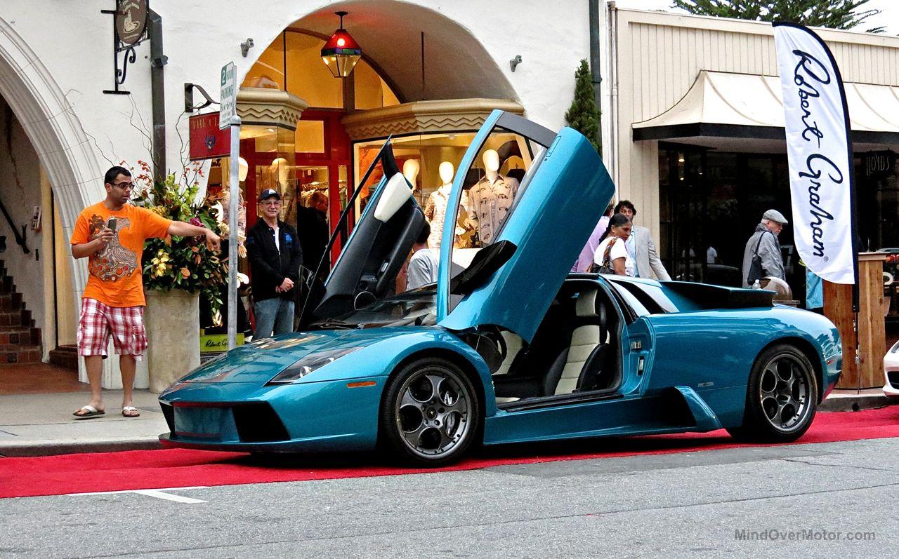 Lamborghini Murcielago 40th Anniversary 1