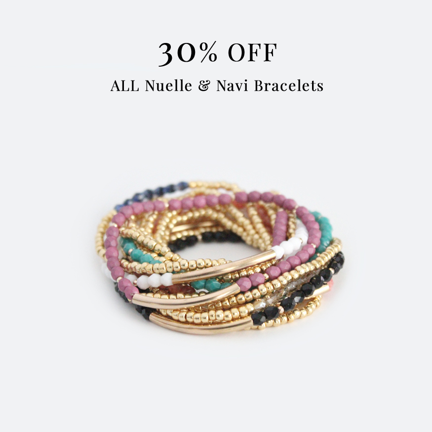 stacking bracelet sale