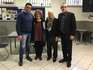 All'assemblea provinciale dell'ENS, l'Ente per la protezione e l'assistenza delle persone sorde