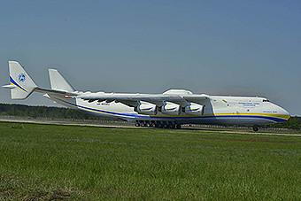Antonov An225 en Perth (Antonov)