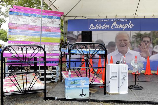Festival para el Buen Vivir y Gobernando con la Gente - Jiquilísco