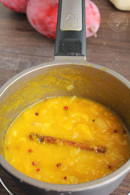 Hamburguesas de cordero con mango y queso de cabra www.cocinandoentreolivos.com (13)