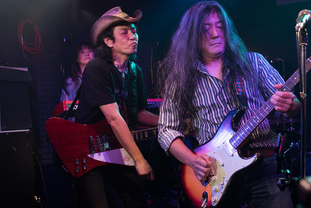 Rory Gallagher Tribute Festival - jam session at Crawdaddy Club, Tokyo, 22 Oct 2016 -00345