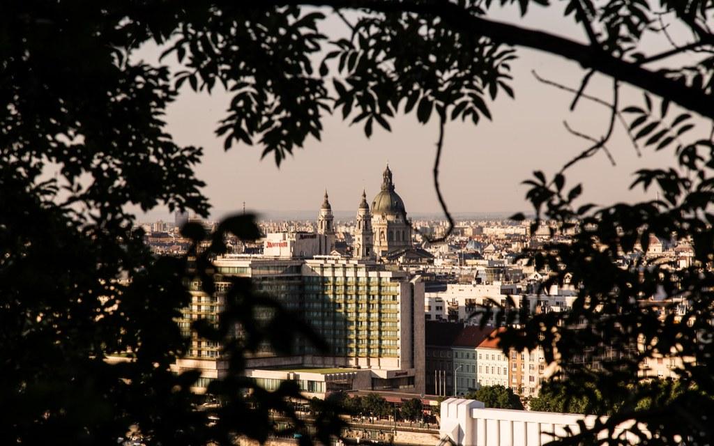 Budapest - Gellert Hill-3