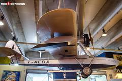 I-AEDA - 5611 - Private - Savoia-Marchetti S-56A - Italian Air Force Museum Vigna di Valle, Italy - 160614 - Steven Gray - IMG_9978_HDR