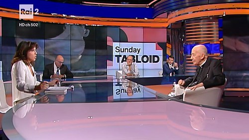 Rai 2: Ilaria Dallatana perde la sfida di Sunday Tabloid in onda la domenica alle ore 19