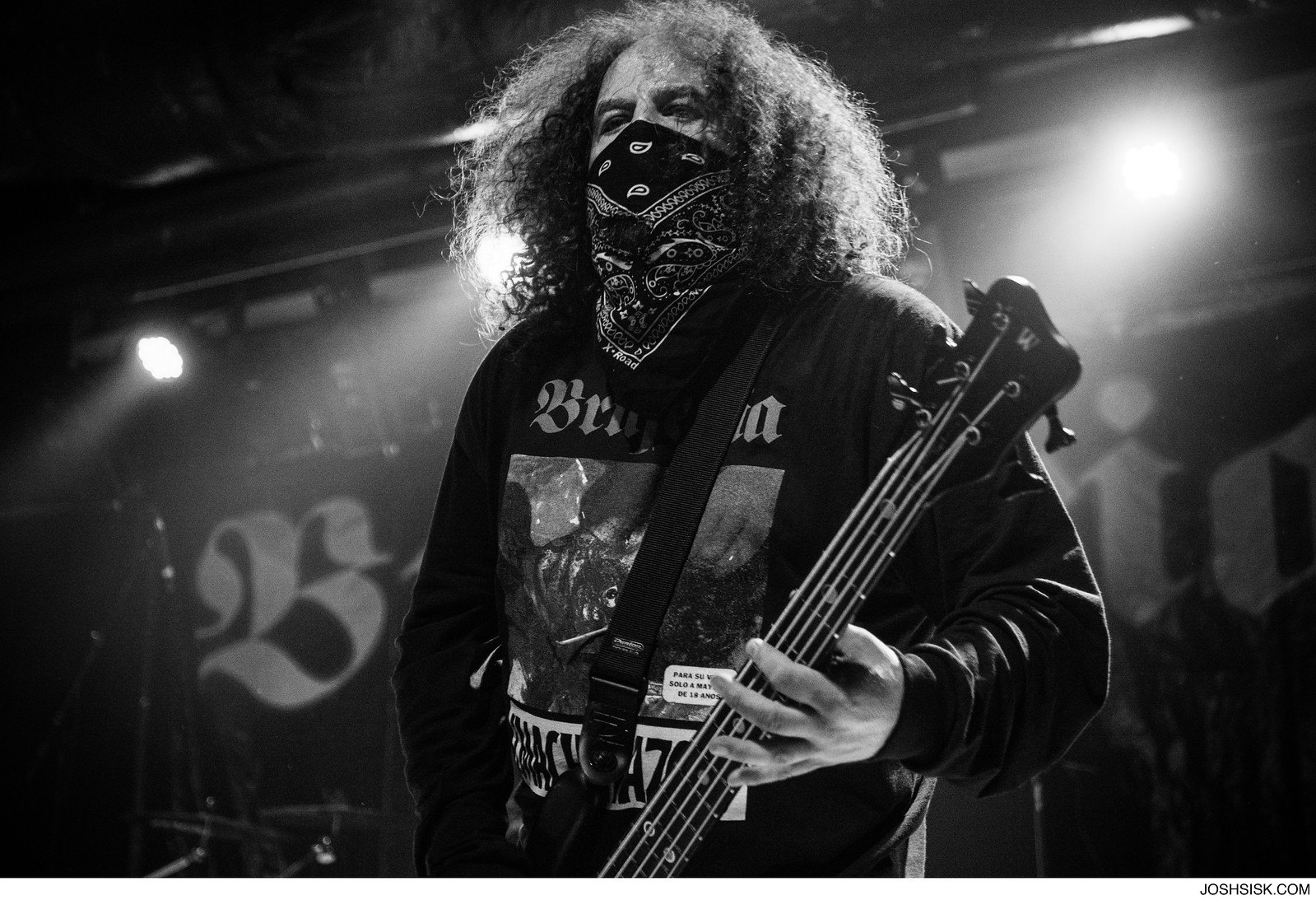 Brujeria @ Baltimore Soundstage