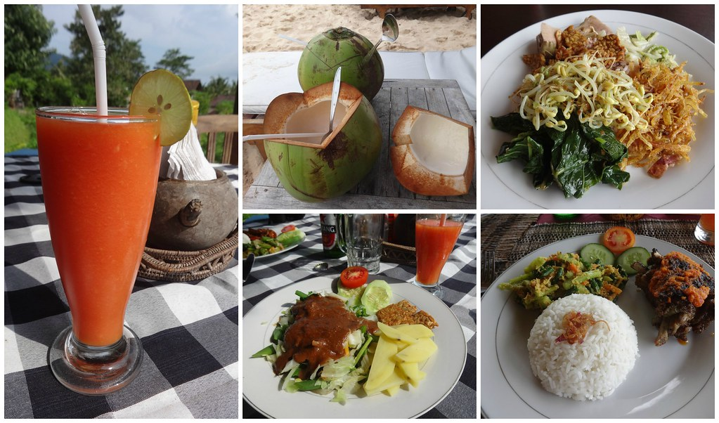 Co zjeść na Bali i Gili