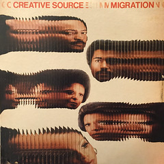 CREATIVE SOURCE:MIGRATION(JACKET A)
