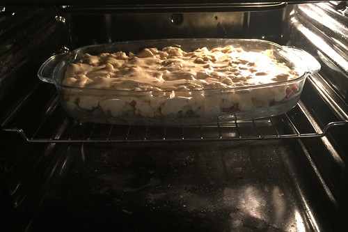 57 - Im Ofen backen / Bake in oven