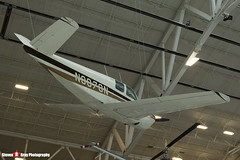 N3870N - D-1111 - Private - Beech 35 Bonanza - Evergreen Air and Space Museum - McMinnville, Oregon - 131026 - Steven Gray - IMG_8774