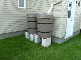 récupérateur d'eau de pluie 1