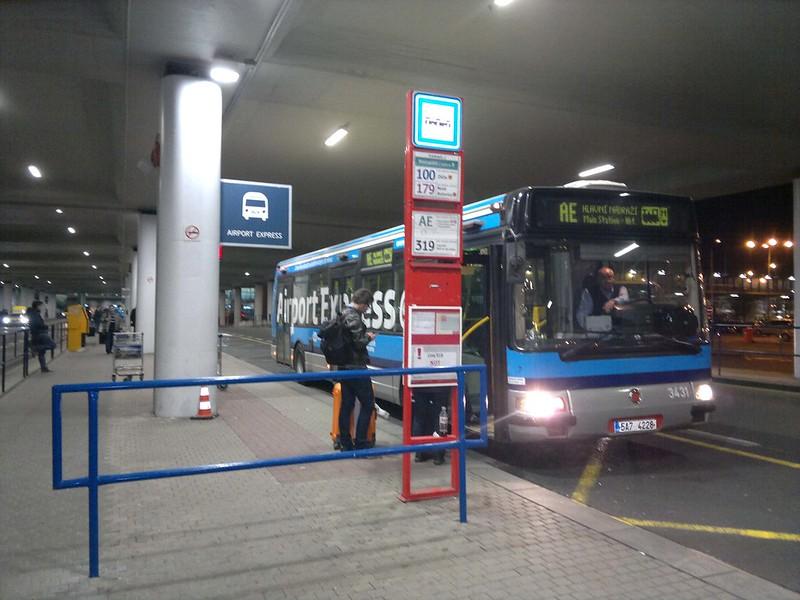 Aeroporto Internacional de Ruzyne