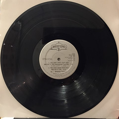 BRENDA TAYLOR:YOU CAN'T HAVE YOUR CAKE AND EAT IT TOO(RECORD SIDE-B)