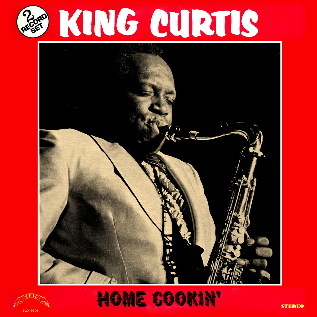 King Curtis ‎- Home Cookin