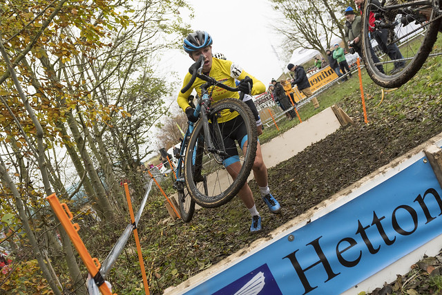 British Cycling National Trophy Series round 3, Hetton Lyons, 13 November 2016, Elite Women