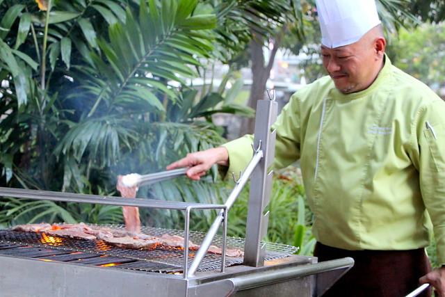 Four Points By Sheraton Singapore BBQ & Brew Mini Striploin Steak
