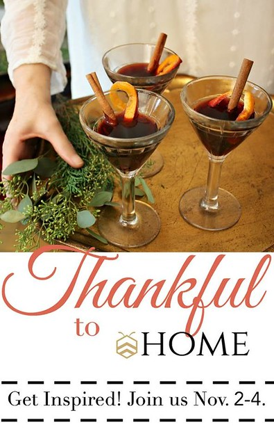 Thankful to bHome - Housepitality Designs