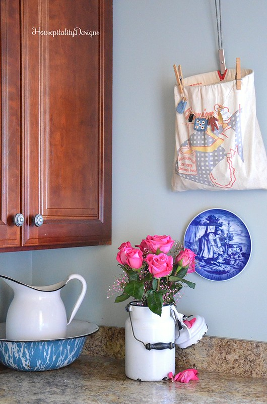 Laundry Room - Vintage Laundry items - Housepitality Designs