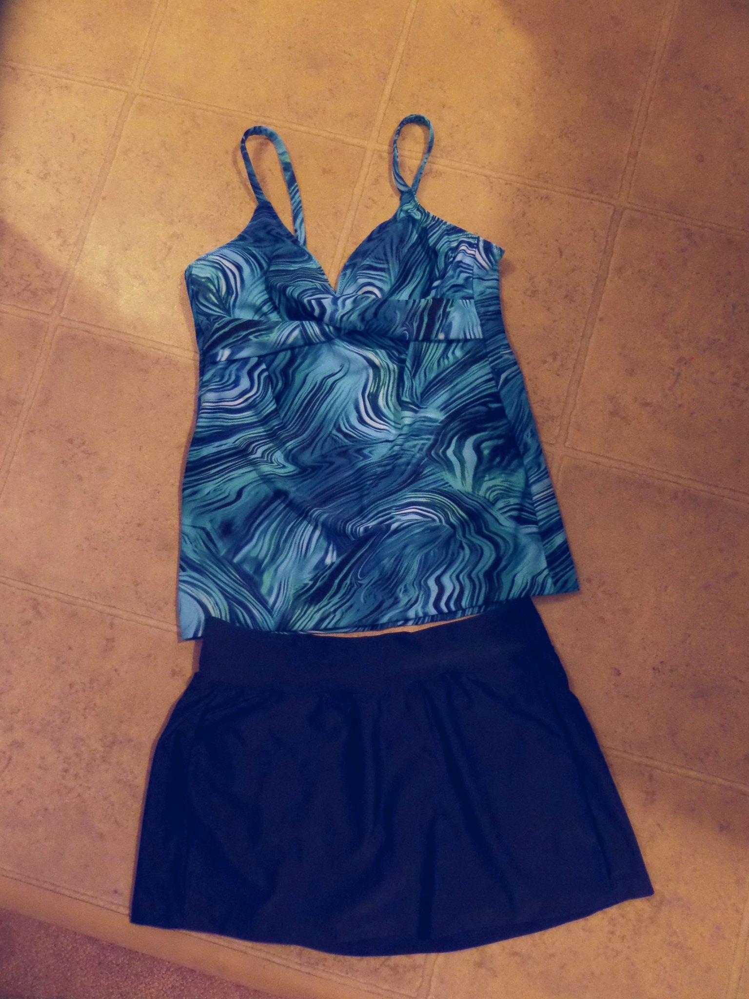 jalie bathing suit flat