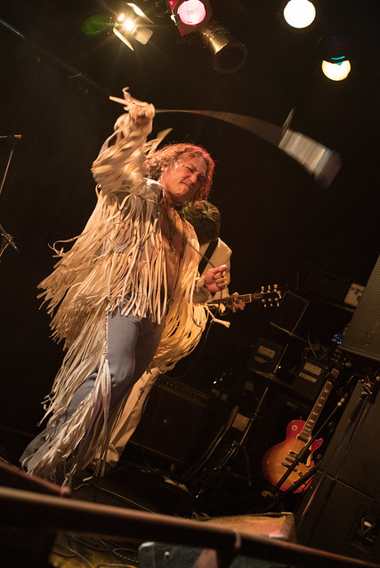The Shepherd's Bush Irregulars live at Club Mission's, Tokyo, 15 Oct 2016 -00424