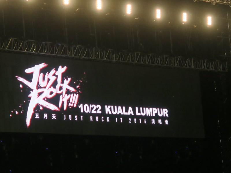 20161022 Just Rock It KL