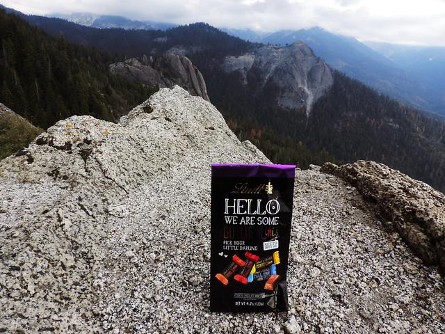 On Quirky Travel Habits: High Sierra Trail, California, USA