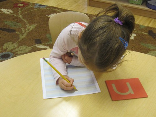 n writing practice