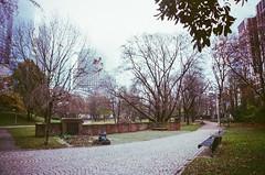 Парк Таунусанлаге. Taunusanlage