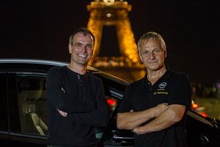 Opel Ampera-e: London-Paris in einem Rutsch