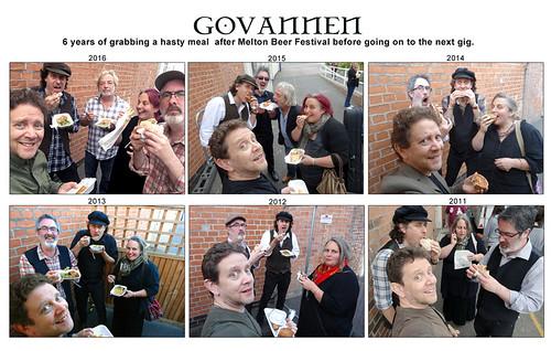 Govannen at Melton Beer Festival