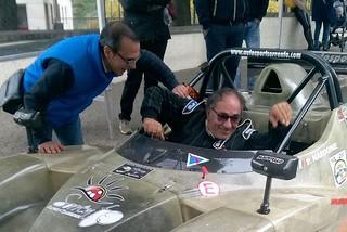 """Noicattaro. Pietro Nardone alla 5° Coppa """"Città di Pignola"""" front"""