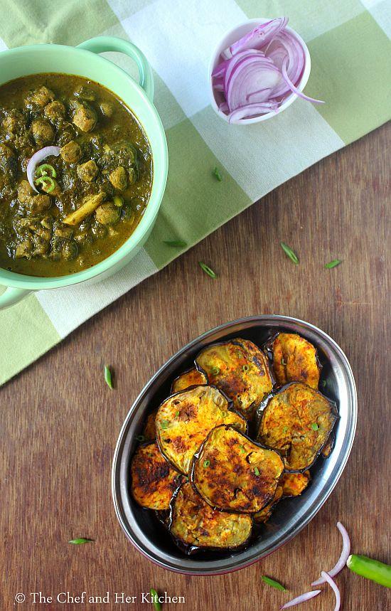 bengali begun bhaja