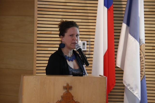 Seminario Envejecimiento y trabajo en Chile