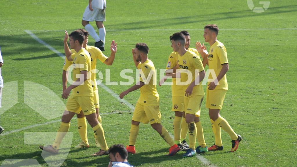Villarreal CF C 4-0 CD Segorbe (23/10/2016), Jorge Sastriques